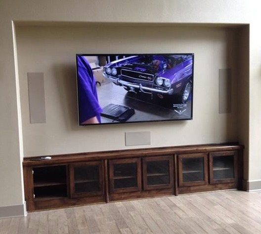 Surround Sound System in the Greater Austin, TX area